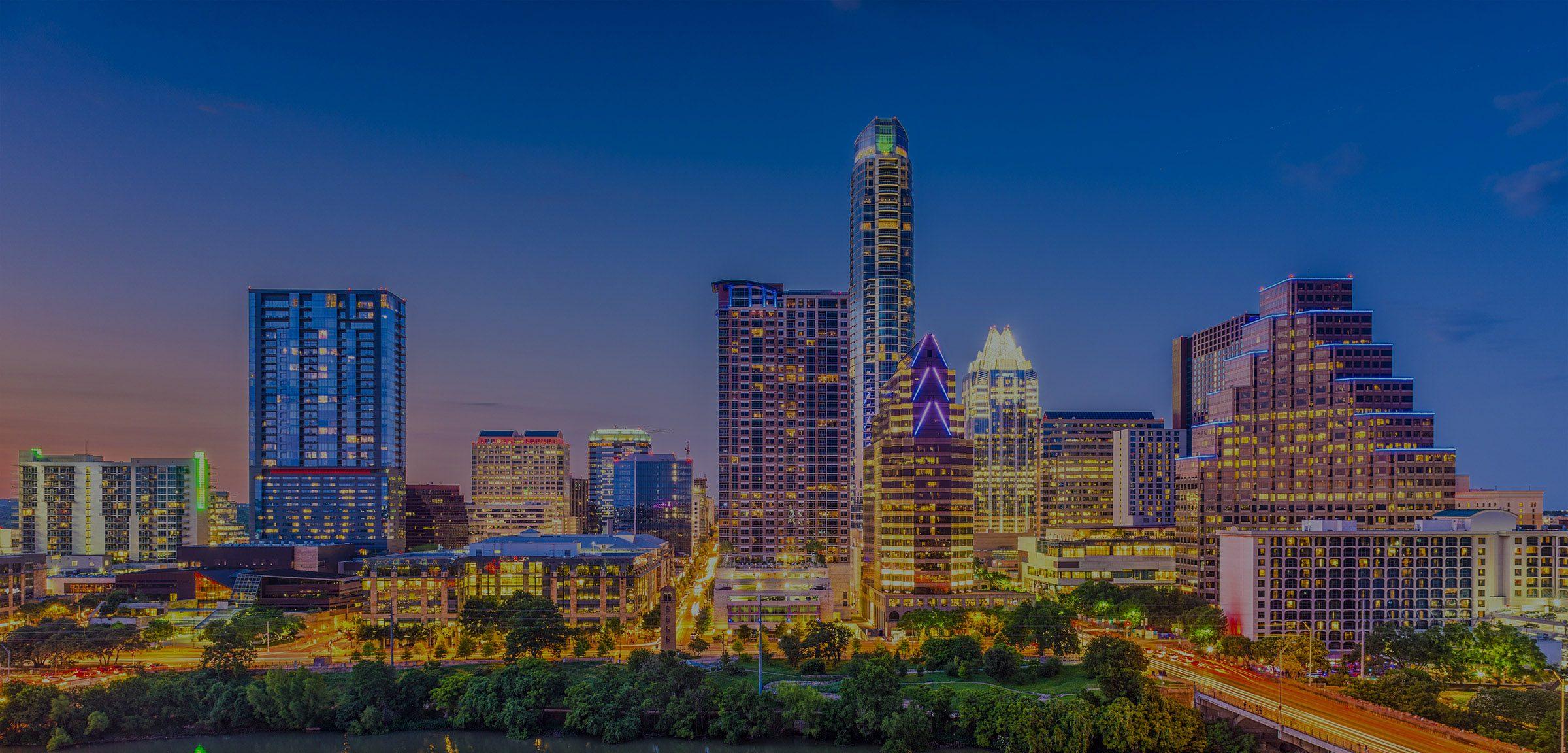 Austin Skyline image